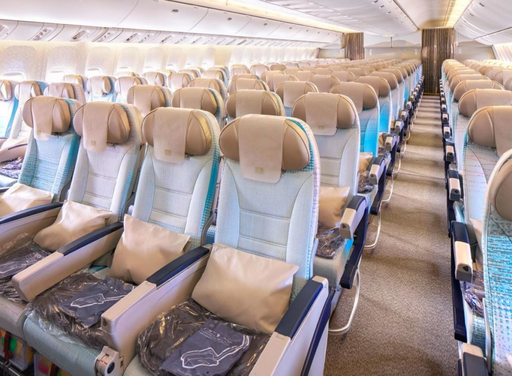 Unveils More Ious Business Class